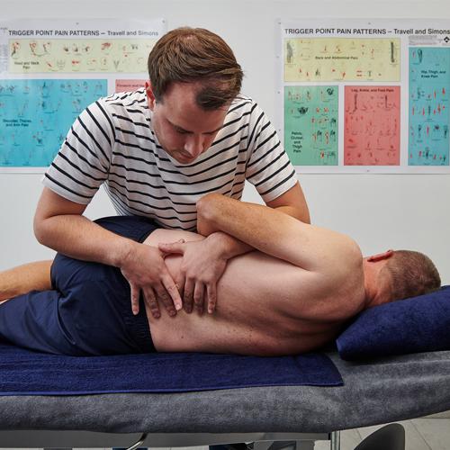 Manuele behandelingstechnieken